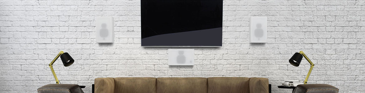 Wallmount Speakers