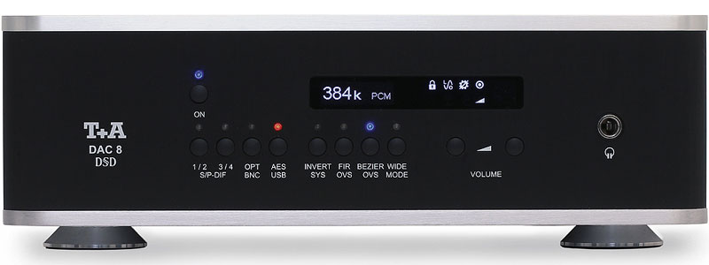 Leading Audio Brands T+A DAC 8 DSD