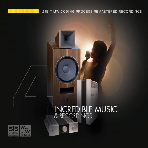 Incredible music and recordings, Volume 4 STS Digital MW CD