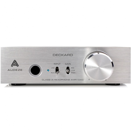Audeze Deckard DAC/Amp Headphone Amplifier