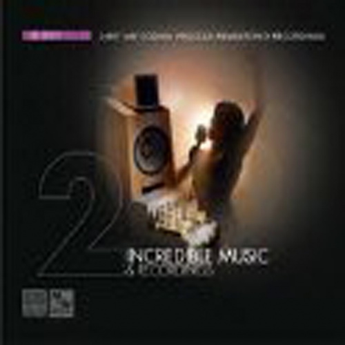 Incredible Music and Recordings, Volume 2 STS Digital MW CD