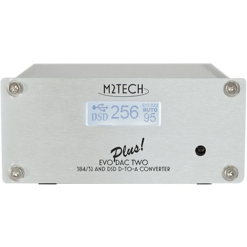 M2Tech Evo DAC Two Plus Digital Analogue Converter