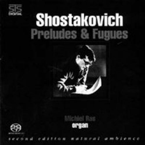 Shostakovich: Preludes and Fugues STS Digital SACD Hybrid