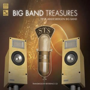 Big Band Treasures STS Digital MW CD