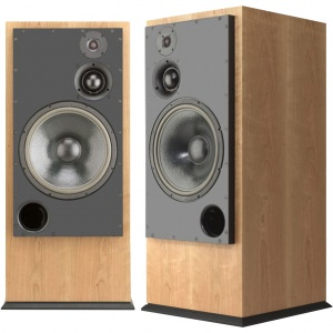 ATC SCM150 ASLT Active Floorstanding Speakers