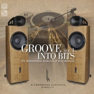 Groove Into Bits, Volume 1 STS Digital MW CD
