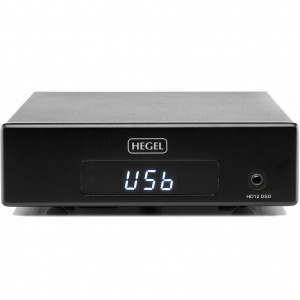 Hegel HD12 Digital Analogue Converter