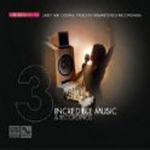 Incredible Music and Recordings, Volume 3 STS Digital MW CD