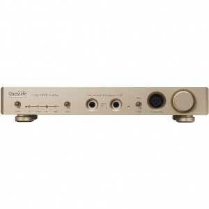 Questyle CMA800R Golden Headphone Amplifier