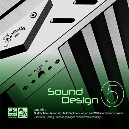 Sound Design 5 STS Digital MW CD
