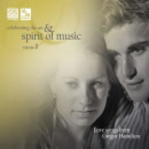 Spirit of Music Volume 2: Love Songs from Gregor Hamilton STS Digital MW CD