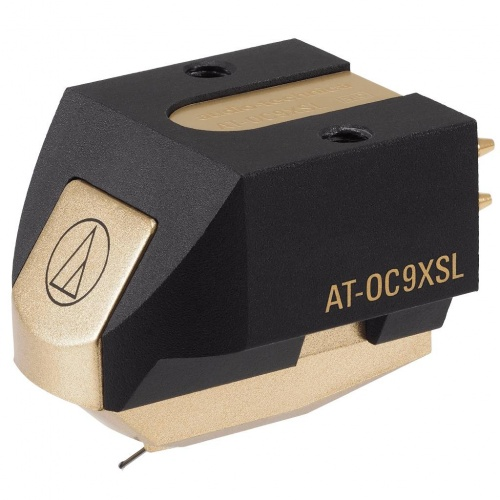 Audio-Technica AT-OC9XSL Dual Moving Coil Stereo Cartridge Special Line Contact