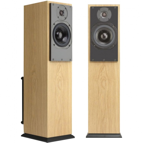 ATC SCM20 ASLT Active Floorstanding Speakers