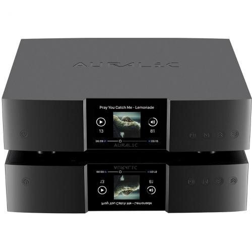 auralic aries g2 streaming transporter igloo audio. Black Bedroom Furniture Sets. Home Design Ideas