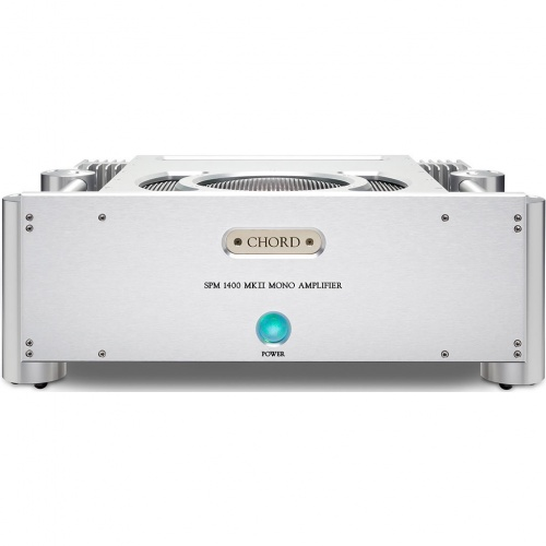 Chord SPM 1400 MKII 480W Mono Power Amplifier