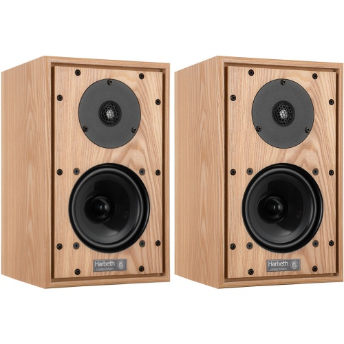 Harbeth P3ESR 40th Anniversary Loudspeakers Open Box