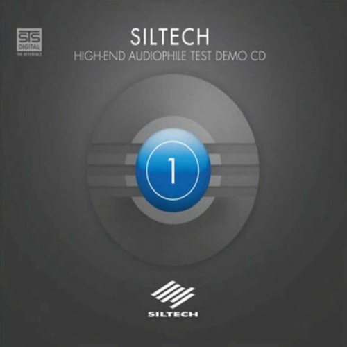 Siltech High End Test Demo CD Volume 1