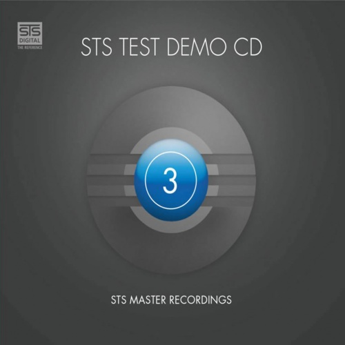 Siltech High End Test Demo CD Volume 3