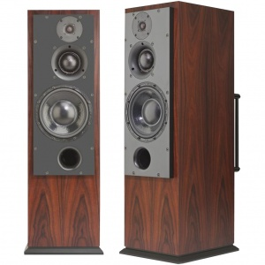ATC SCM50 ASLT Active Floorstanding Speakers