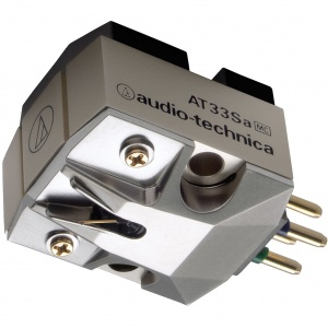 Audio Technica AT33Sa Dual Moving Coil Cartridge