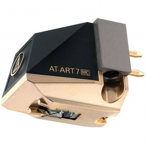 Audio Technica AT-ART7 Premium Magnetic Moving Coil Cartridge