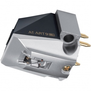 Audio Technica AT-ART9 Premium Magnetic Moving Coil Cartridge