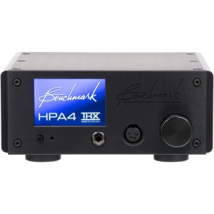 Benchmark Media HPA4  Headphone Amplifier