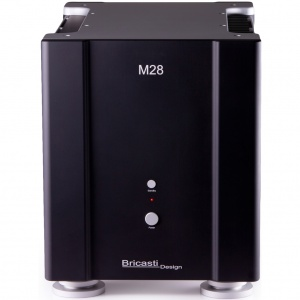 Bricasti M28 Monoblock Power Amplifier (Pair)
