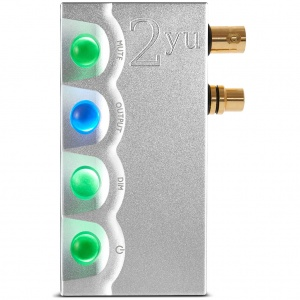 Chord Hugo 2YU Audio Interface