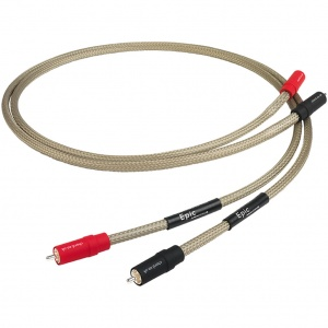 Chord Epic Analogue RCA Cable (Pair)