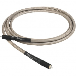 Chord Epic Analogue Subwoofer RCA cable