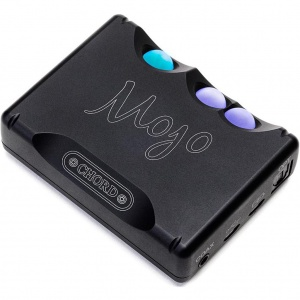 Chord Mojo Portable DAC/Headphone Amplifier