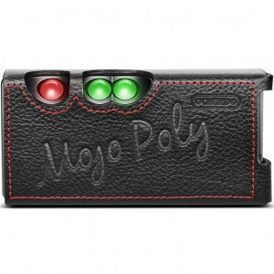 Chord Mojo/Poly Leather Case (Black)