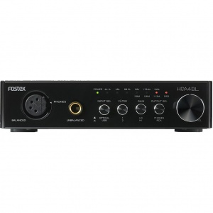 Fostex HPA4-BL USB DSD Digital Analogue Converter