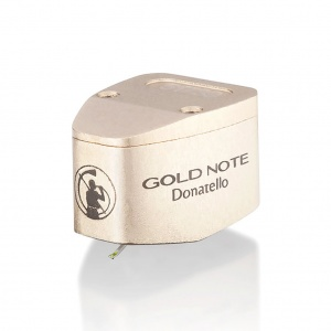 Gold Note Donatello Gold MC Phono Cartridge