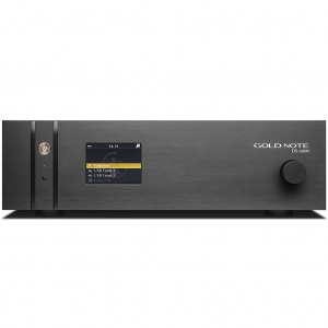 Gold Note DS-1000 MKII DAC Streamer