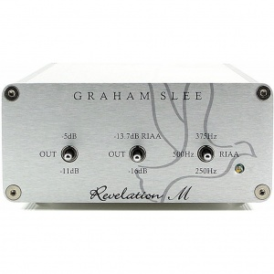 Graham Slee Revelation Phono Stage