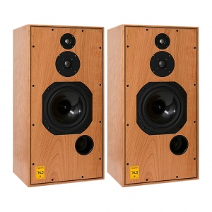 Harbeth Super HL5Plus Standmount Loudspeakers