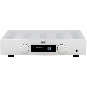 Hegel Rost Integrated Network Amplifier