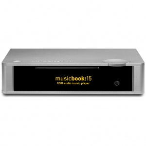 Lindemann Musicbook 15 DSD USB Music Player & CD Player