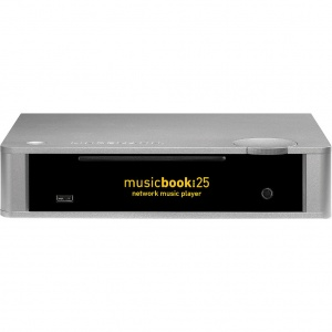Lindemann Musicbook 25 DSD Network Music Player & CD Player