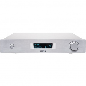 Lumin M1 Network Player with Amplifier