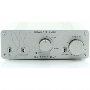 Graham Slee Majestic DAC Digital Stereo Preamp