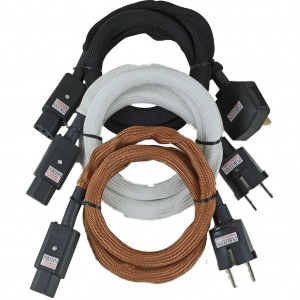 Puritan Proprietary Dissipative Technology Mains Cables - Classic