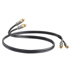 QED Performance Audio Graphite Interconnect Cable