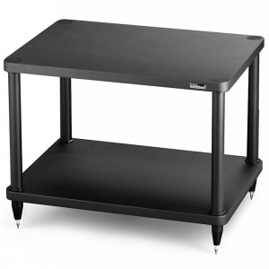 Solidsteel S3-2 Two Shelf Audio Rack