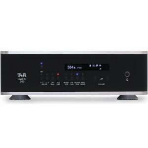 T+A DAC 8 DSD Digital Analogue Converter + FM8 Remote