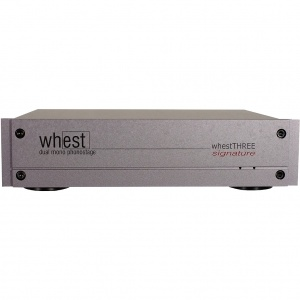 Whest Audio whestTHREE Signature Phono Pre Amplifier