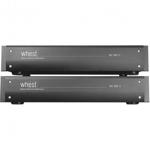 Whest Audio MC Ref V Phono Stage